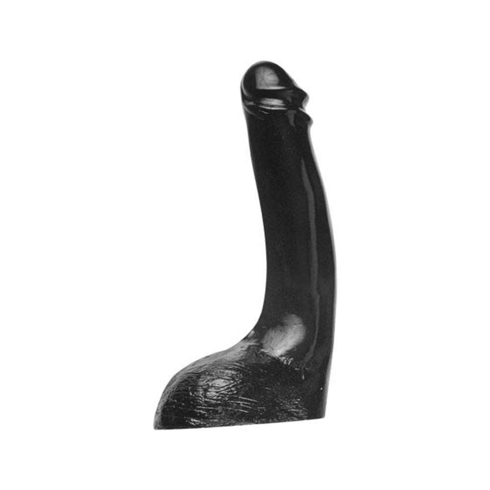 Image of   All Black 24 Big Bam Realistisk Dildo