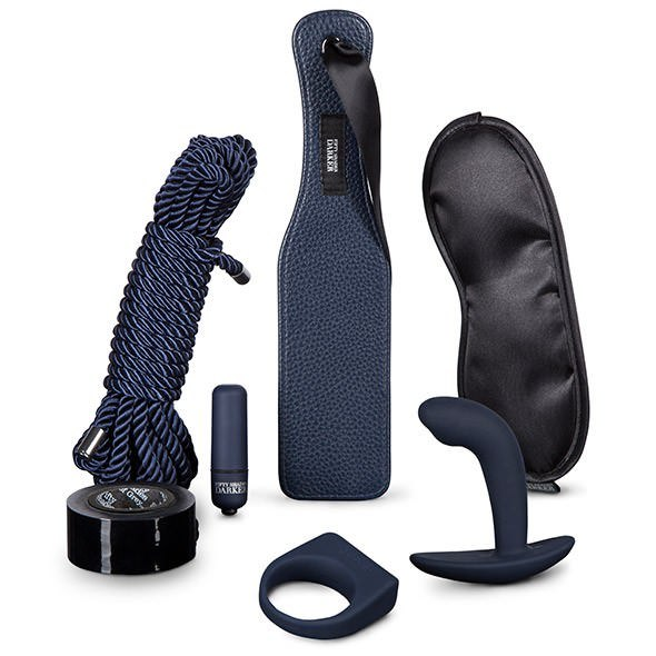 Billede af Fifty Shades of Grey, Fifty Shades Darker Dark Desire Advanced Bondage Kit