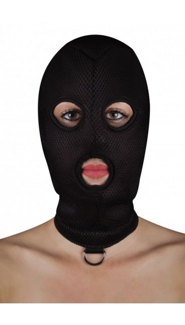Ouch! Extreme Maske Med D-ring