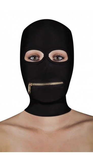 Ouch! Extreme Zipper Mouth Maske