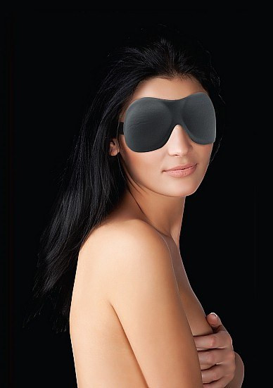 Image of   Ouch! Curvy Blindfold