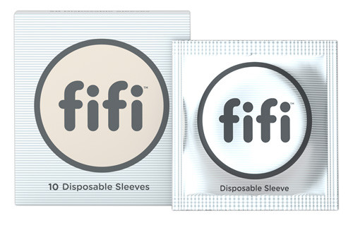 Image of   10 Fifi Sleeves